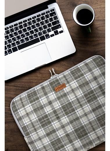 Hamur Easy Case 15 inç Laptop Çantası Notebook Kılıfı West New Kahve